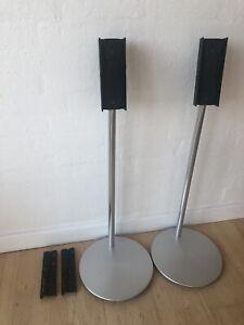 Bang & Olufsen B&O Beolab 4000 Standfuß, Stand mit 2 Lautsprecher Halter
