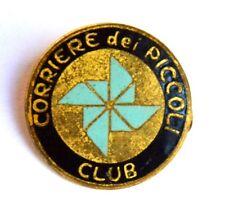 Spilla Corriere Dei Piccoli Club (Bertoni Milano)