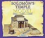 SOLOMON'S TEMPLE MODEL By Dowley Tim - Hardcover *BRAND NEW*
