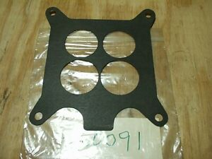 1964 1965 1966 Ford Custom Galaxie 500 V-8 carburetor spacer to manifold NOS!