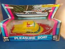 Vintage Straco battery operated Model Pleasure Boat  in ORIGINAL box