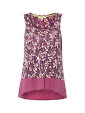 Linen Scoop Neck Singlepack Tops & Shirts for Women