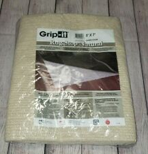 Grip-It Rug Stop Natural Non-Slip Pad for Rugs Urban Outfitters 5x7 NEW