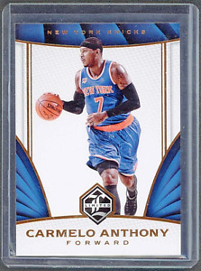 2016-17 Panini Limited #47 Carmelo Anthony
