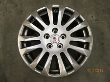 Cadillac CTS 2010 201110 2012 2013  aluminum OEM wheel rim 18 x 9