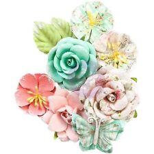 Prima Marketing - Havana - Mulberry Paper Flowers - Perla