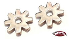 """1"""" Replacement Rowels 8 Point Polished Stainless Steel New Free Ship"""
