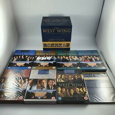 The West Wing The Complete Series Seasons 1-7 154 episodes 44 DVDs Mostly Sealed