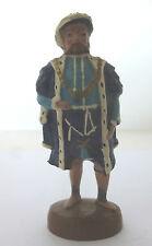 1935 Britains King Henry VIII Figurine Souvenir For Madame Tussauds Waxworks