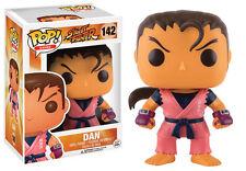 Street Fighter Dan POP Games #142 Vinyl Figure FUNKO
