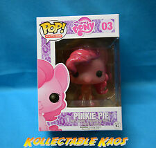 My Little Pony Pinkie Pie Glitter Pop Vinyl Figure Funko 03