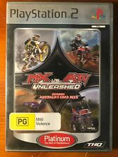 MX vs ATV unleashed PS2 (DISC MINT) Playstation 2 Pal Video Game car racing