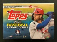 2020 Topps Update Series Baseball MLB MEGA BOX Factory Sealed