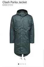 Clash Parka Jacket - Mens size Medium. Brand new & CHEAPEST PRICE ONLINE!!