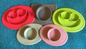 EZ PZ ~ SUCTION SILICONE MAT ~ YOU CHOOSE 1 or ALL ~ 1+ SHIP
