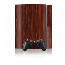Sony PS3 Console Skin - Dark Rosewood - DecalGirl Decal