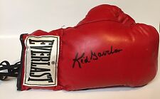 KID GAVILAN HAND SIGNED AUTOGRAPHED BOXING GLOVE WITH COA