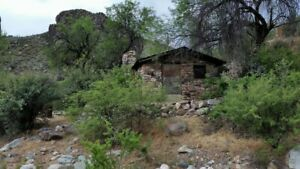 20 Acre Placer Mine Gold Mining Cabin Claim