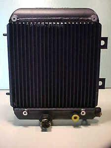 Ferrari F50 Engine Oil Cooler Radiator_159976_OEM