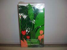 GREEN SUMMER YVES ROCHER Eau de Toilette 75 Ml Rara Vintage en violonchelo