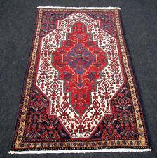 Orient Teppich Alt 118 x 64 cm Perserteppich Herati Muster Carpet Rug Tappeto