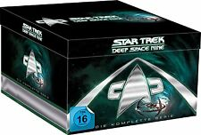 STAR TREK: DEEP SPACE NINE, Die komplette Serie (48 DVDs) NEU+OVP