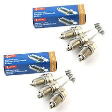 6x Toyota 4 Runner N130 3.0 V6 Genuine Denso Standard Spark Plugs