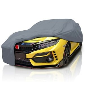[CSC] 5 Layer Waterproof Full Car Cover for Honda Civic Si Hatchback 1992-1995