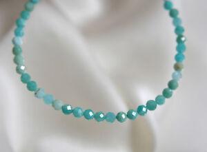 Edelstein Armband mit Amazonit Bracelet with gemstone Amazonite