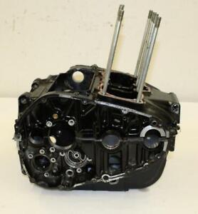 1983 SUZUKI TEMPTER GR650 GR 650 ENGINE MOTOR CRANKCASE CRANK CASES BLOCK