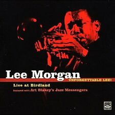 Lee Morgan UNFORGETTABLE LEE LIVE AT BIRDLAND FEATURED WITH ART BLAKEY'S JAZZ MG