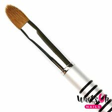 Pure Color 15 Gel Round Brush for Gel Nails, Nail Art