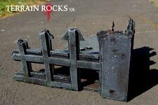 Warhammer 40k Medium Ruined Building Terrain- D&d Model Scenery