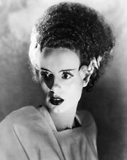 "New 11x14 Photo: Elsa Lanchester Stars as ""The Bride of Frankenstein"" - 1935"
