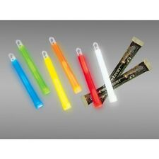 VERITABLE CYALUME LOT 6 BATON LUMINEUX 15CM 6 COULEURS STICK LS