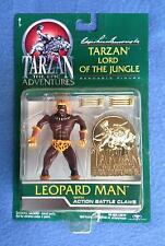 LEOPARD MAN TARZAN LORD OF THE JUNGLE EDGAR BURROUGHS FIGURE TRENDMASTERS