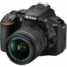 "Nikon D5600 18-55mm 24.2mp 3.2"" Brand New Agsbeagle"