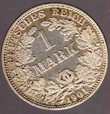 1 Mark 1901 A in gutem vorzüglich - Jäger Nr. 17