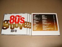 Eighties Soul Weekender 80's Groove-FUNK/SOUL Old Skool (2003) 3 cd 30 Tracks