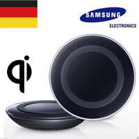 Qi Wireless Induktive Ladestation Ladegerät Pad Für Samsung Galaxy S8 S8+ S7 DE