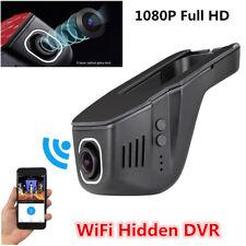 1080P Fhd Hidden Mini Wifi Car Dvr Camera Video Recorder Dash Cam Night Vision