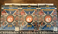 2019-20 Panini Chronicles Basketball Hanger Box Sealed Lot Of (3) Zion Ja Morant
