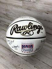 Westmont Santa Barbara, Ca 07-08 Rawlings Basketball Naia Tournament Game Ball