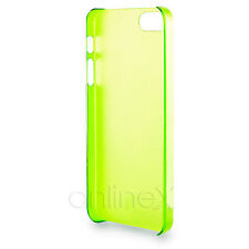 Funda Ultrafina para Iphone 5S Color Verde a1083