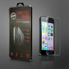 2x Premium Schutzglas // iPhone 5 /5c/5s/SE/Echt 2,5D Schutzfolie/ RAW aus Japan
