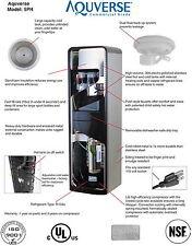 Hot Cold Drinking Water Cooler Dispenser Filter Bottleless POU System Office New