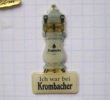 KROMBACHER / ZAPFHAHN / KREUZTAL ....................... Bier-Pin (110f)