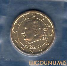 Belgique 2012 20 centimes d'euro FDC provenant coffret BU 27000 exemplaires Belg