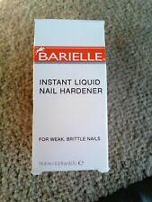 Barielle Instant Liquid Nail Hardener .5 oz. NEW