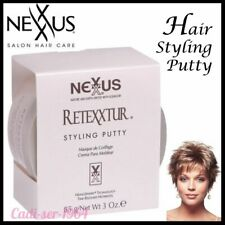 Nexxus Hair Styling Putty Retexxtur Salon Hair Care Not Tested on Animals NEW